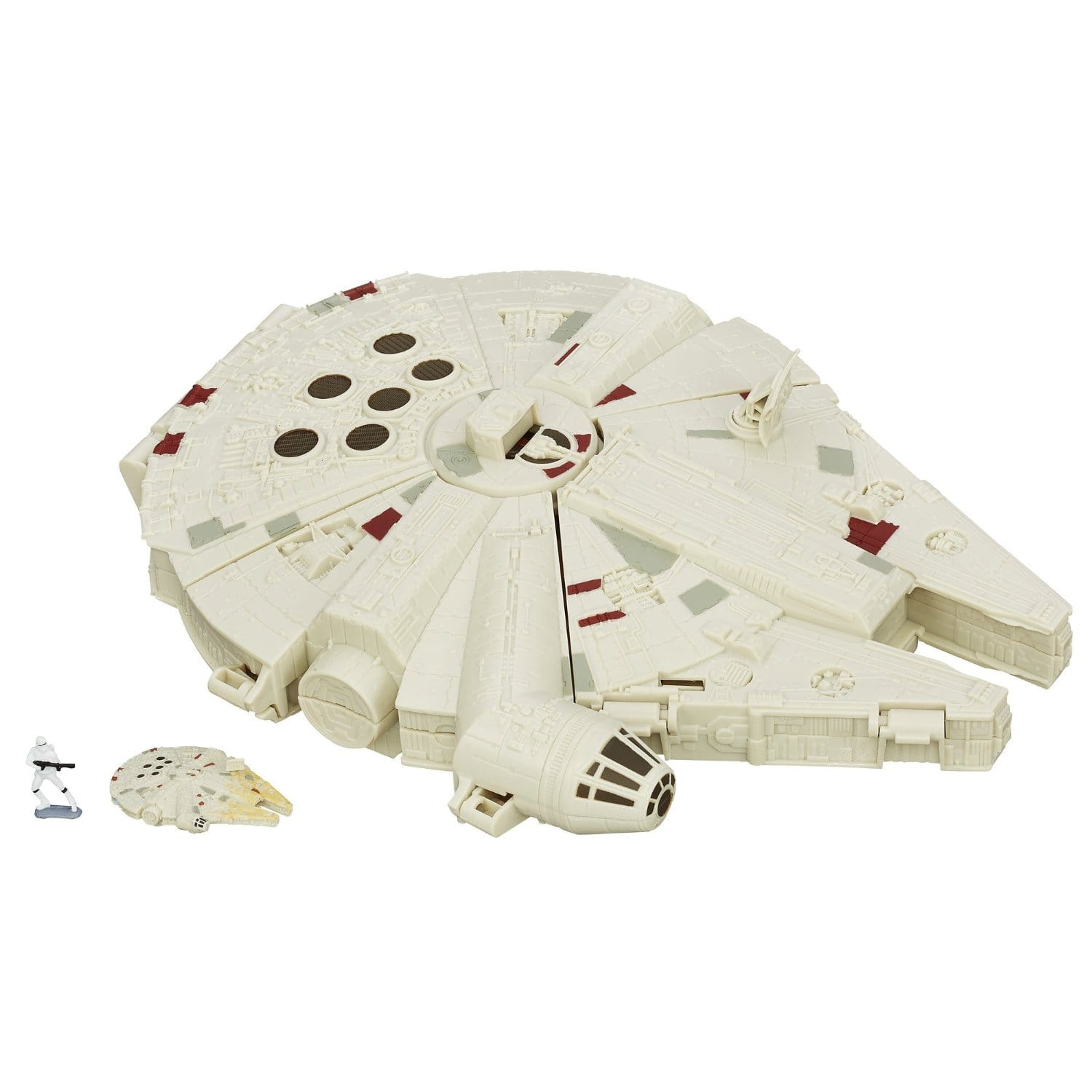 Star Wars The Force Awakens Micro Machines Millennium Falcon Playset $5 + Free Store Pickup @ Walmart