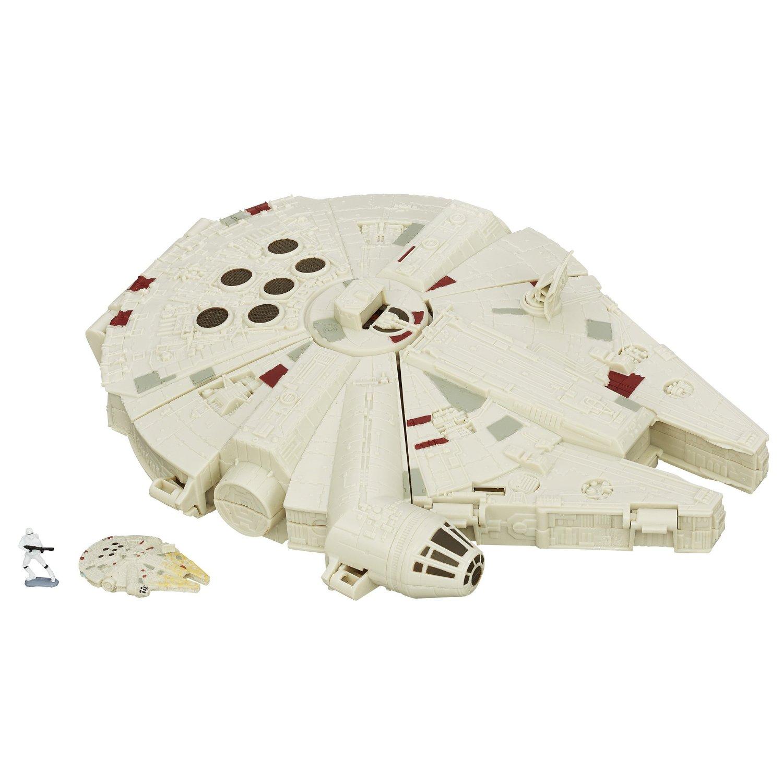 Star Wars The Force Awakens Micro Machines Millennium Falcon Playset $5 + Free Store Pickup @ Walmart