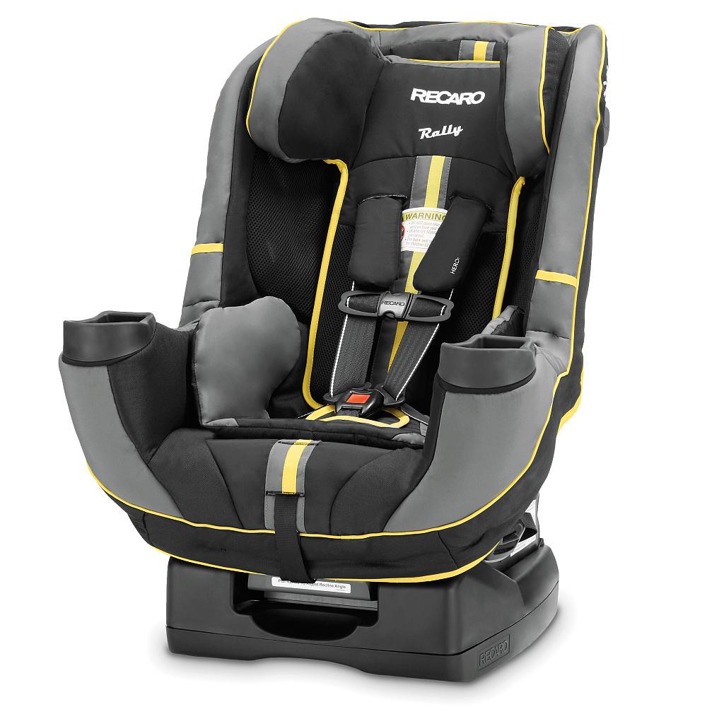 RECARO Performance Rally Convertible Car Seat (Raven)  $180 + Free S&H