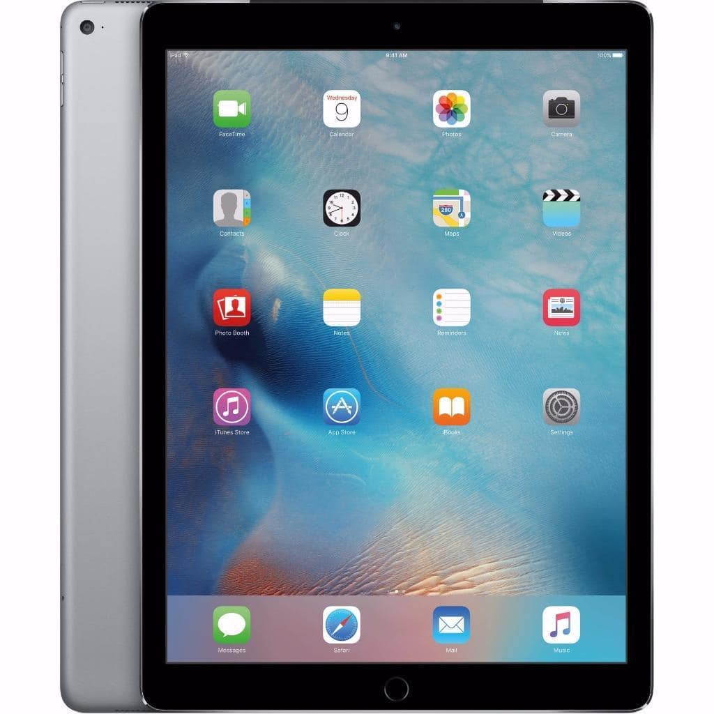 "Apple iPad Pro 128GB (Wi-Fi + Cellular) 12.9"" iOS Tablet (Refurbished) $690 + Free Shipping! (eBay Daily Deal)"