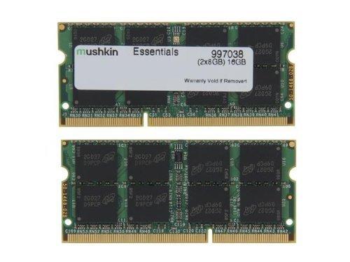 Memory Sale: 16GB (2x8GB) Mushkin Enhanced Essentials DDR3L 1600  $48 & More + Free S&H