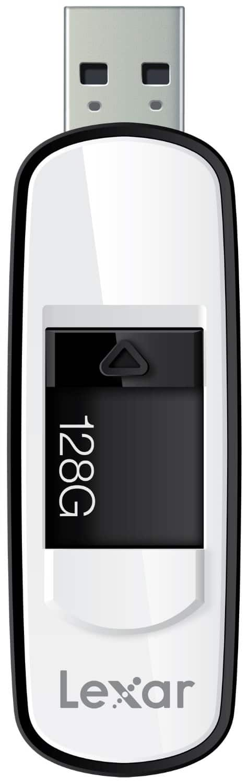Lexar JumpDrive S75 128GB USB 3.0 Flash Drive - $19.99 - Lowest price ever at Amazon