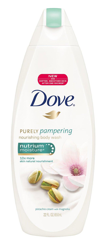 22oz Dove Purely Pampering Body Wash (Pistachio Cream with Magnolia): $3.64 or less +FS @ Amazon