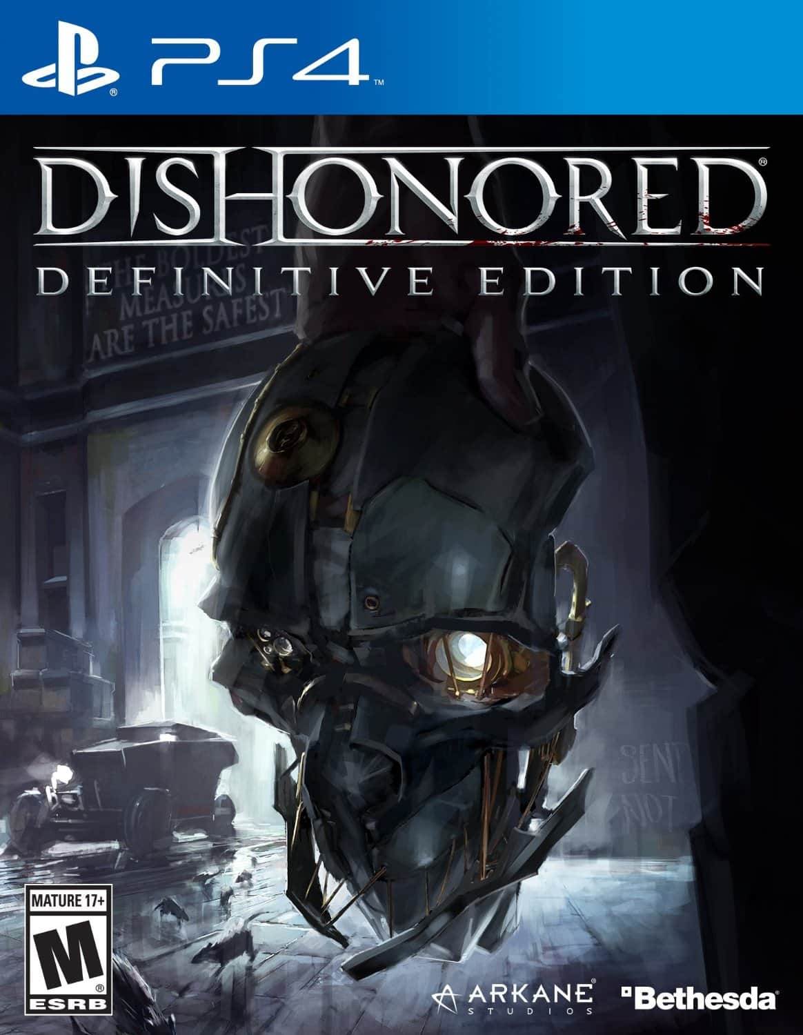 Dishonored: Definitive Edition (Xbox One or PS4)  $15