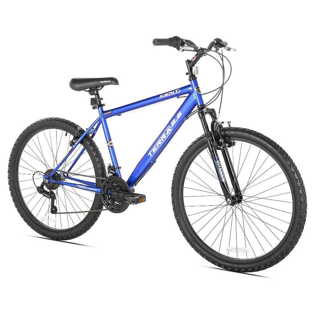 "26"" Kent Terra 21 Speed Mountain Bike (Men's or Women's)  $59 + Free Store Pickup"