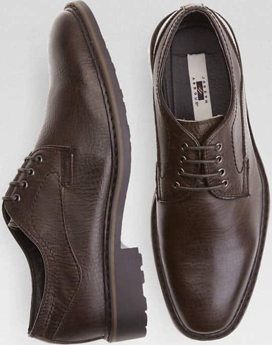Dress Shoes: Florsheim Casey Wingtip $36, Joseph Abboud Ryan Casual  $18 & More + Free Shipping