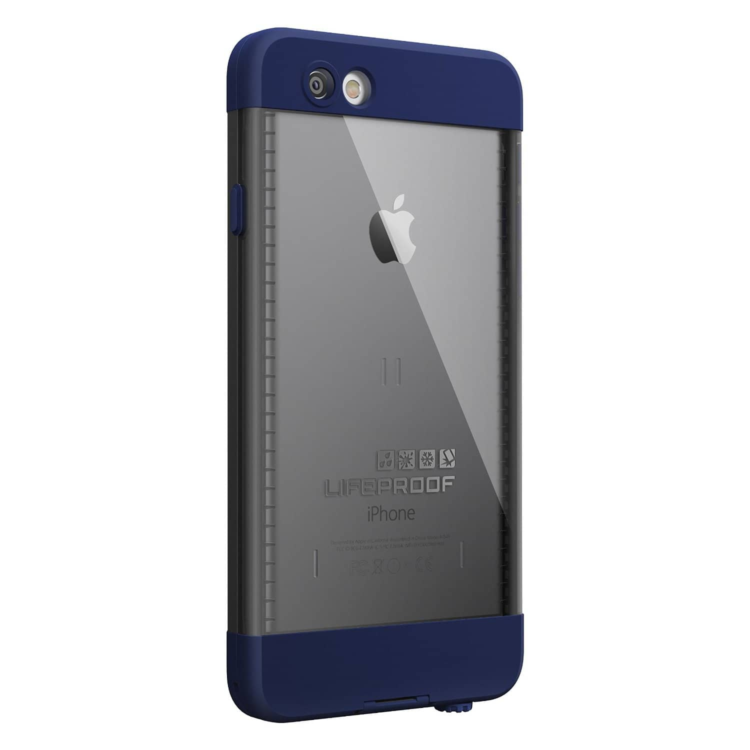 ENDING VERY SOON - LifeProof Nuud iPhone 6 blue case + $20 BB Gift Card - $28