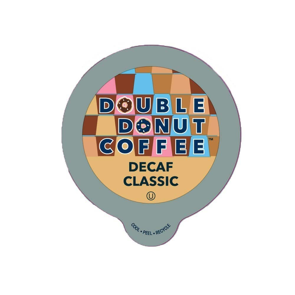 Prime Members: 24-Count Double Donut Keurig K-Cups (Decaf)  $7.85 + Free Shipping