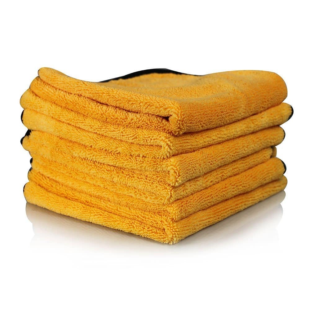 6 Pack Chemical Guys Professional Grade Premium Microfiber Towels (16 inches by 24 inches) - $11.17 AC & S&S ($9.78 AC & S&S) + Free Shipping - Amazon