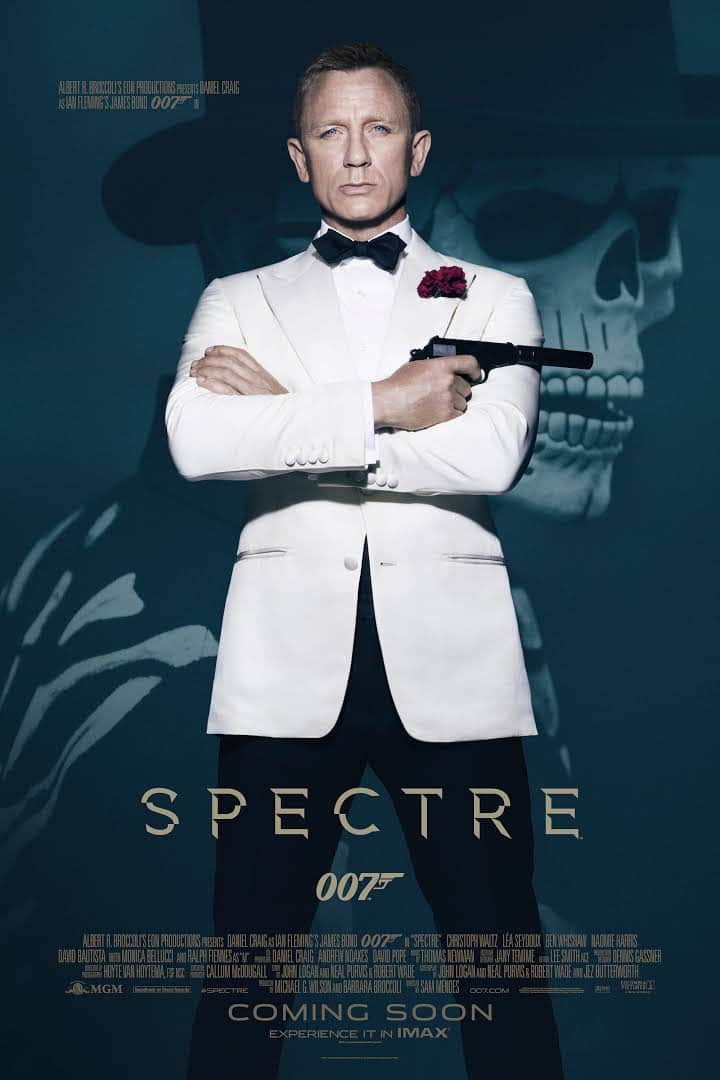 Spectre (2015) ~ $1 HD rental @ Amazon Video