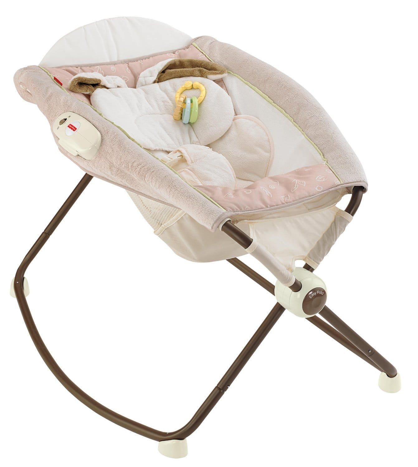 Amazon Prime: Fisher-Price My Little Snugabunny Deluxe Newborn Rock 'n Play Sleeper $38.99