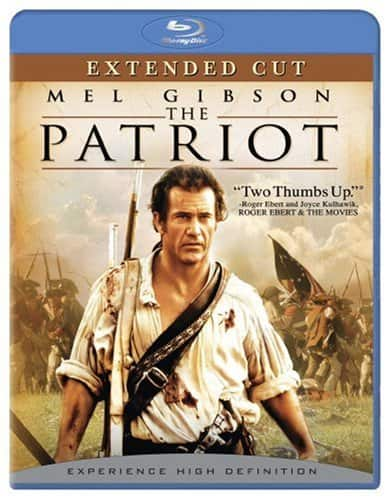 The Patriot (Extended Cut) [Blu-ray] $3.74 FS with prime or FSSS
