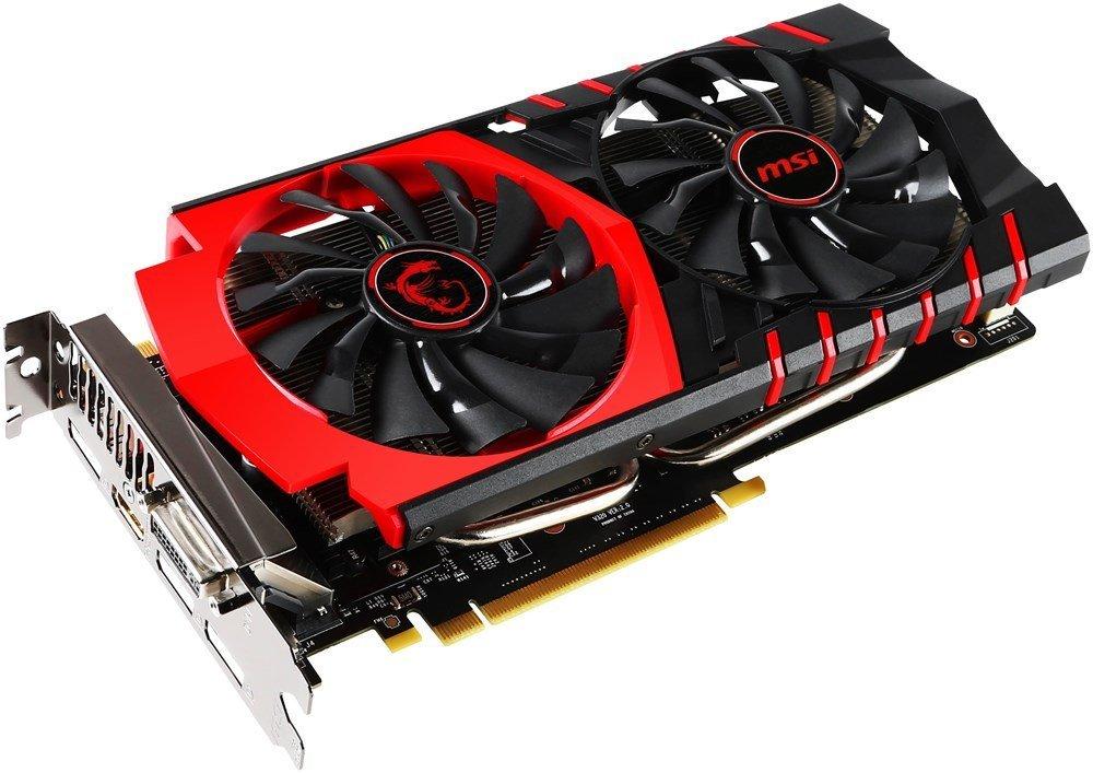 MSI GeForce GTX 950 DirectX 12 GTX 950 GAMING 2G 2GB Video Card $100AR@Newegg