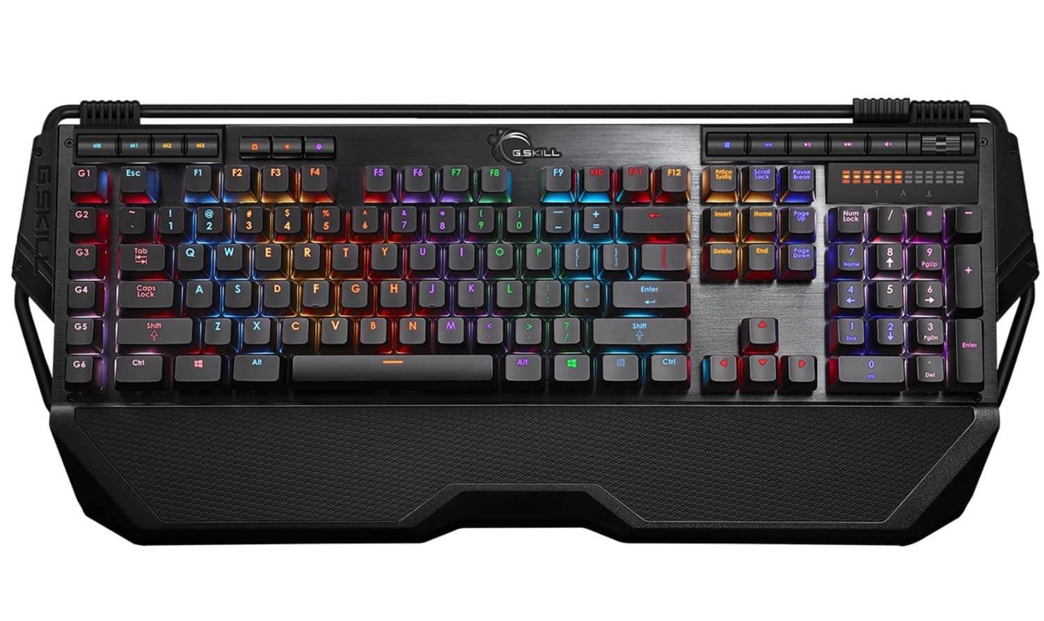 G.SKILL RIPJAWS KM780R RGB Mechanical Gaming Keyboard 99.99 August 16th only
