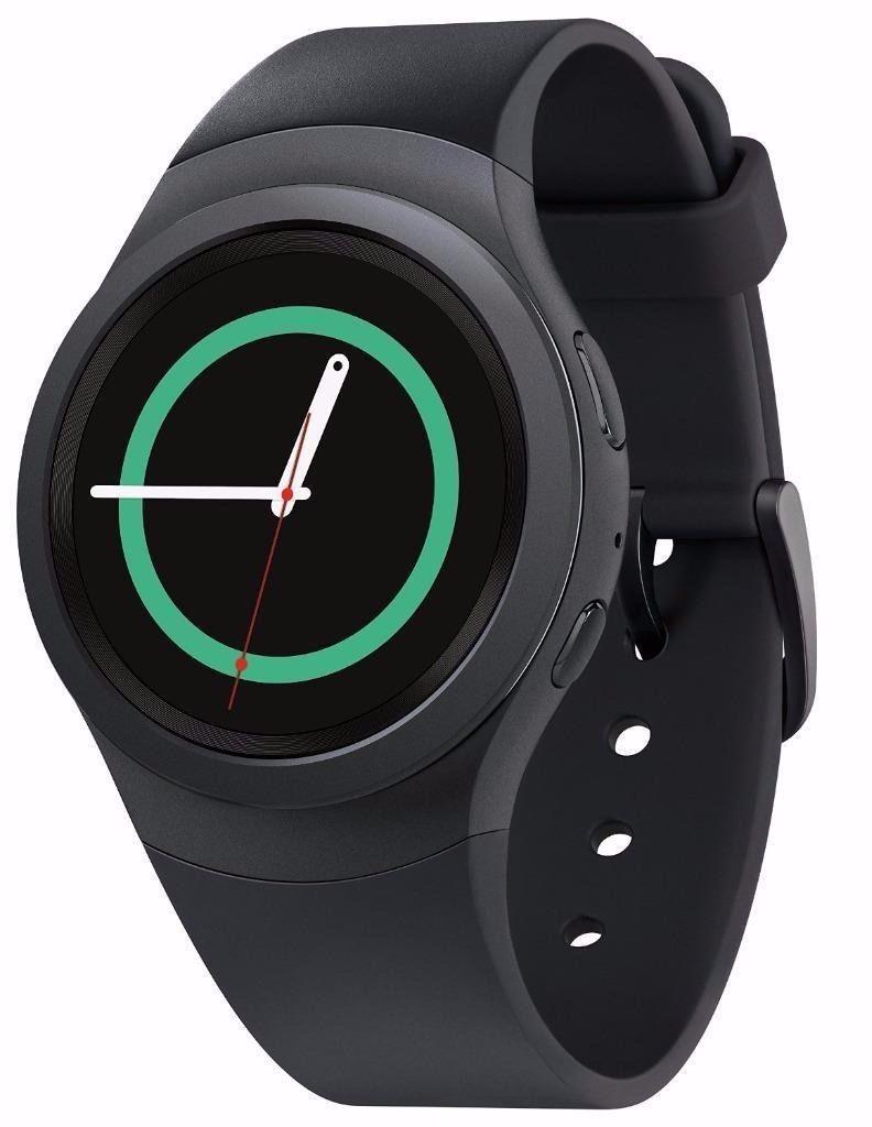 Samsung Gear S2 Verizon Smartwatch (Black, Refurbished)  $100 + Free Shipping
