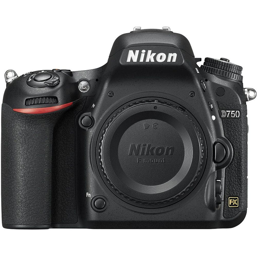 Nikon D750 24.3MP DSLR Camera (refurb body only) $1399 + free shipping