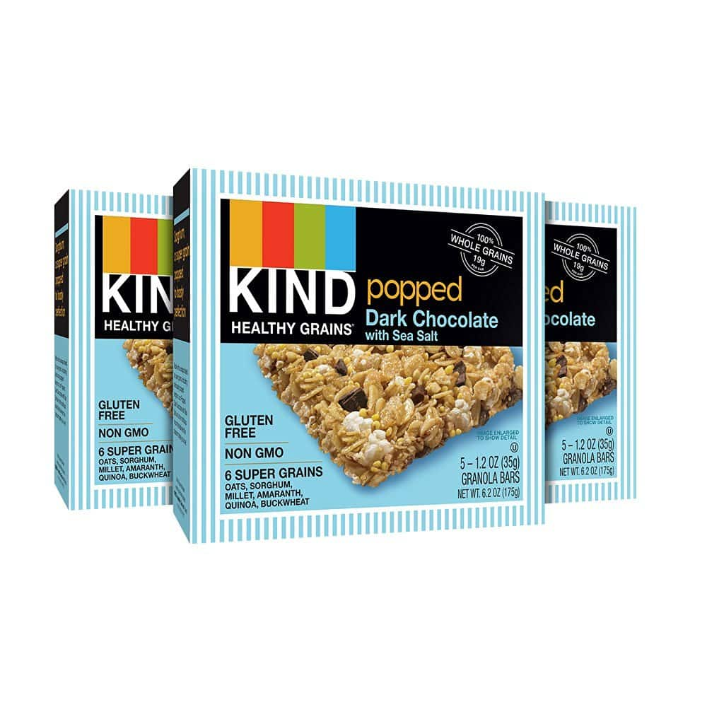 15-Count Kind Healthy Grains Granola Bars (Various Flavors)  $6.70 + Free Shipping