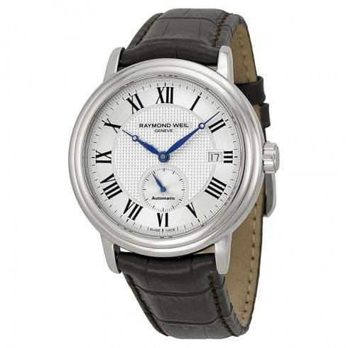 Raymond Weil Maestro Silver Dial Automatic Watch $495 + free shipping