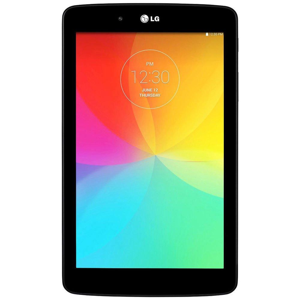 "LG G Pad V 400 8GB 7.0"" WiFi Black Tablet Refurbished $45 + free shipping"