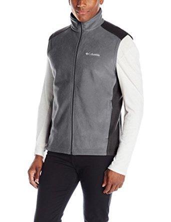 Columbia Men's Steens Mountain Fleece Vest (Various Colors)  $13