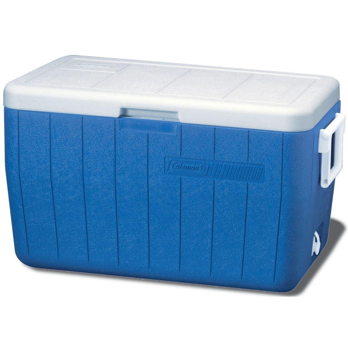 Coleman 48-Quart Cooler (Blue) $18.49 @ Amazon