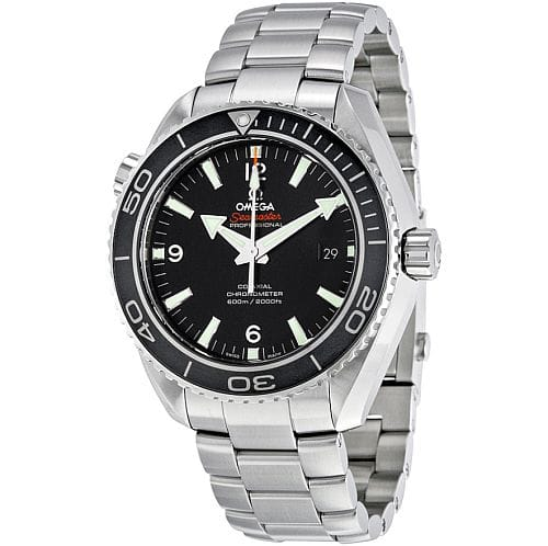 OMEGA Seamaster Planet Ocean 45.5mm COSC Certified Automatic Men's Watch - $3825 Shipped