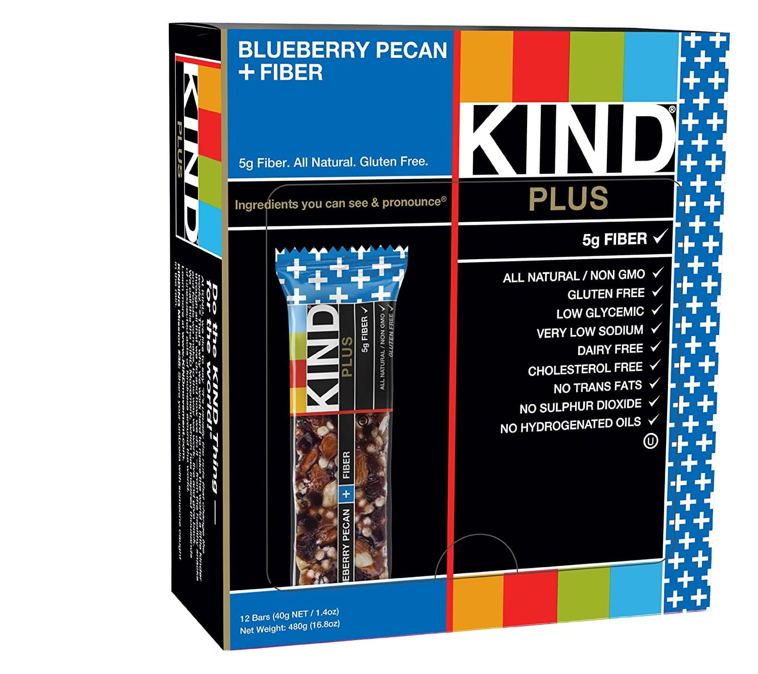 Back in Stock Amazon has 12-Count 1.4oz Kind Bars (Blueberry Pecan + Fiber) for $9.83 when you checkout via Subscribe & Save. Shipping is free with Subscribe and Save