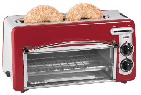 Hamilton Beach Toastation 2-Slice Toaster & Mini Oven $30 Walmart