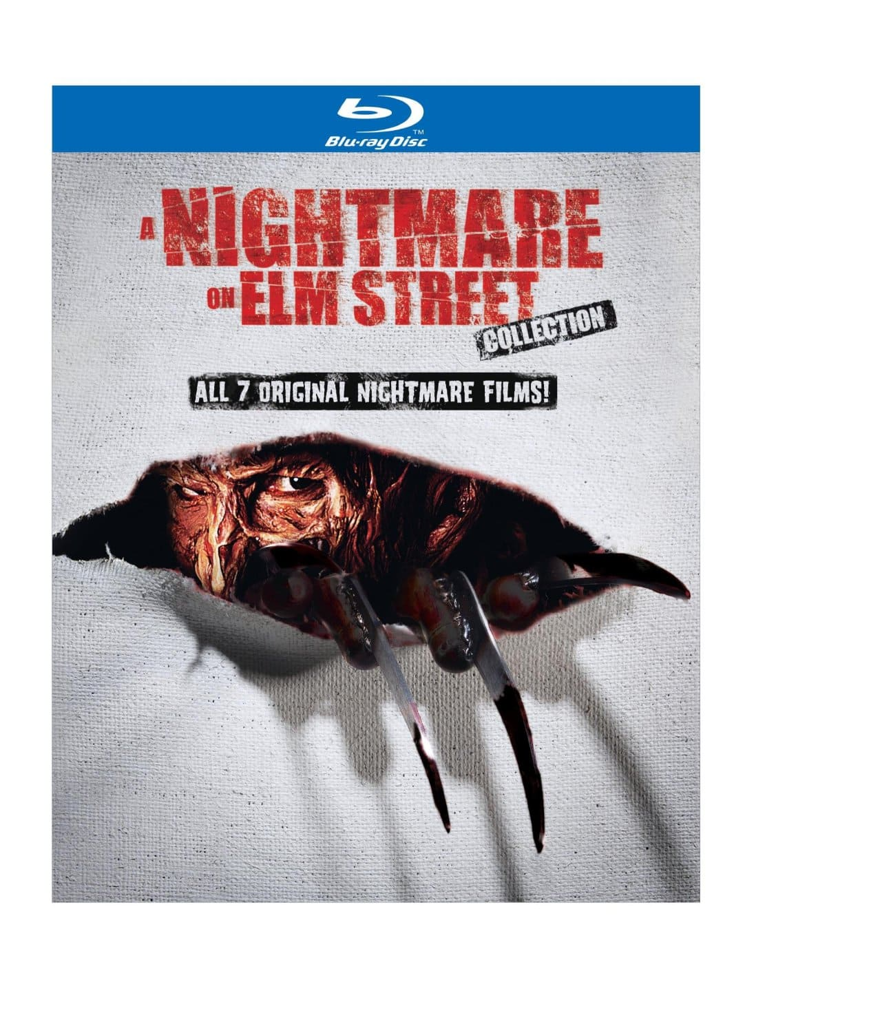 A Nightmare on Elm Street Collection (Blu-Ray)  $25