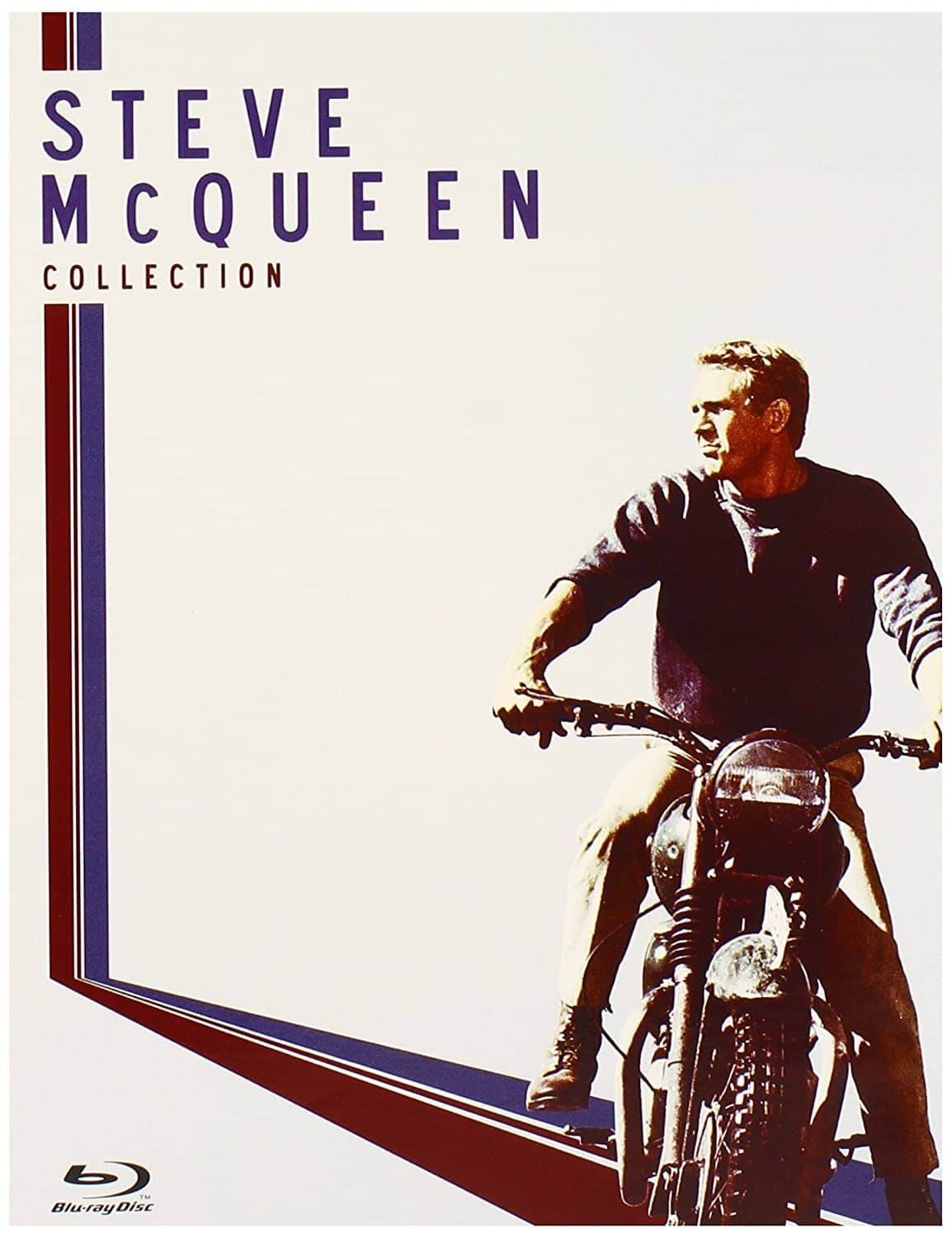 The Steve McQueen Collection (The Great Escape / The Magnificent Seven / The Thomas Crown Affair / The Sand Pebbles) [Blu-ray] $14.96 FS for Prime Members