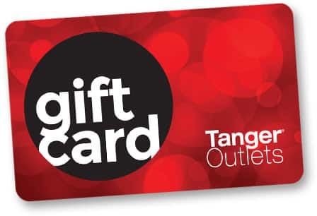 Free $20 Tanger Outlet Voucher/Gift Card For In Store Purchase w/ Registration Form