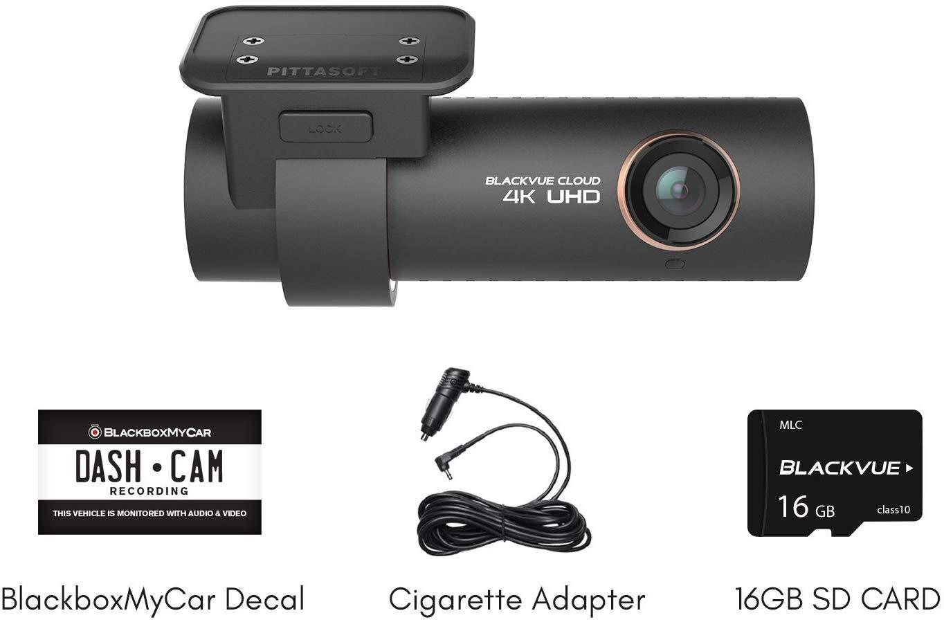 BlackVue DR900S-1CH 4K Dashcam $272