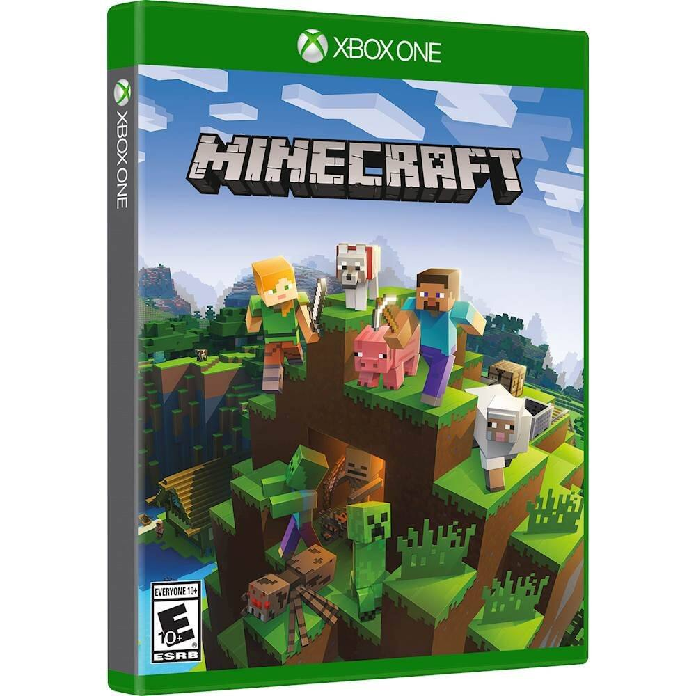Minecraft Xbox One Editions at Microsoft Store - Digital Copies - Starting from $9.99