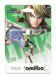 Link Amiibo (Super Smash Bros.) Figure $12.99 at Gamestop. In store and online.