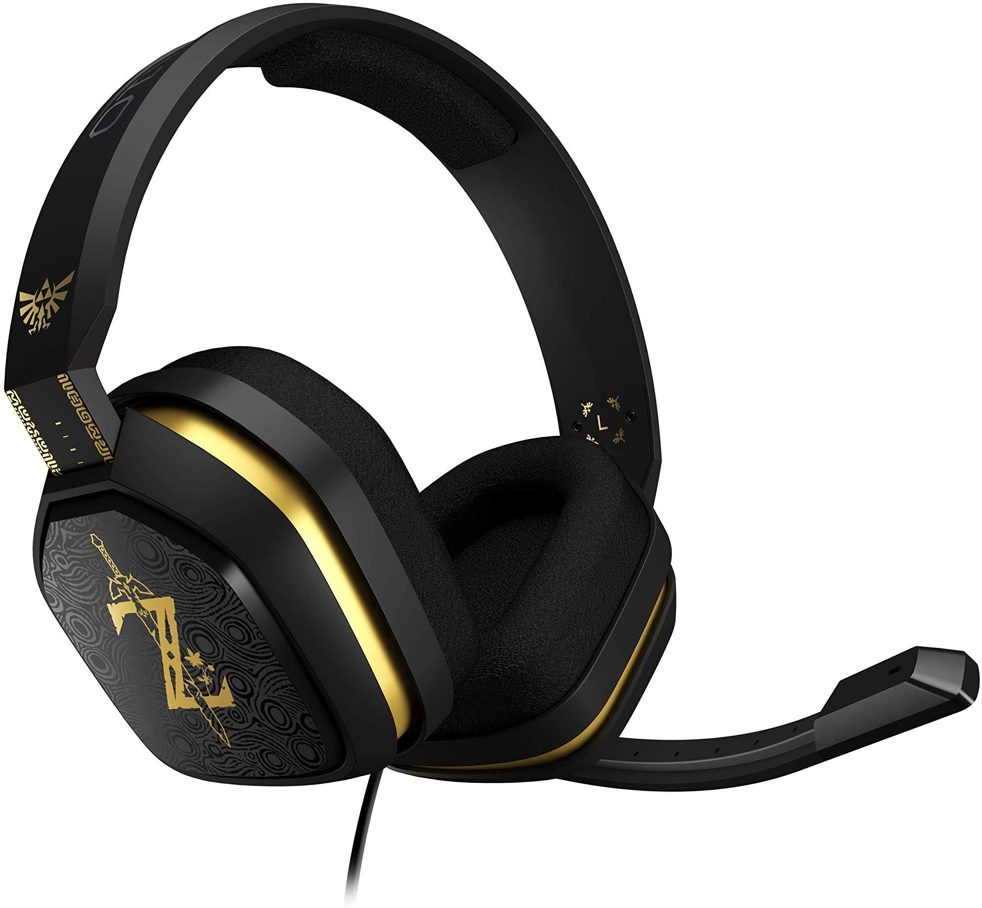 ASTRO A10 Legend Of Zelda BOTW themed Gaming Headset $20 at Best Buy