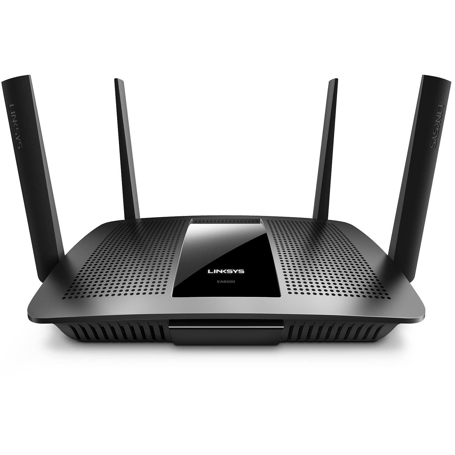 Linksys AC2600 Router for $89.98 + Free Shipping Online and at B&M at Sam's Club on 11/11