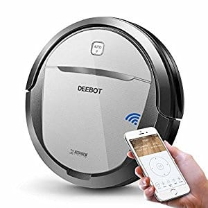 $50 Off Ecovacs Deebot M80 Pro Robotic Vacuum Cleaner - $179.38 after coupon with free shipping!
