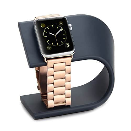 Apple Watch Band and Aluminum Apple Watch Stand for Apple Watch from $6.68 + Free Ship