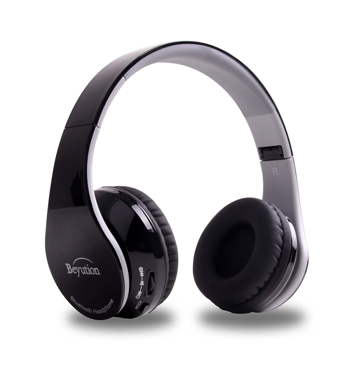 Wireless (Bluetooth v4.1) Foldable Headphones with Mic - $14.69 after promo code & free shipping