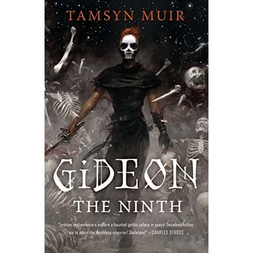 Gideon the Ninth (The Locked Tomb Trilogy Book 1) eBook by Tamsyn Muir - $2.99