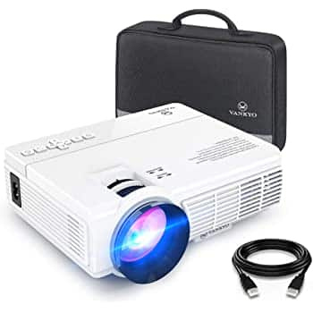 VANKYO LEISURE 3 Mini home theater projector 45% OFF +Free shipping (LOWEST PRICE AT $54.99)