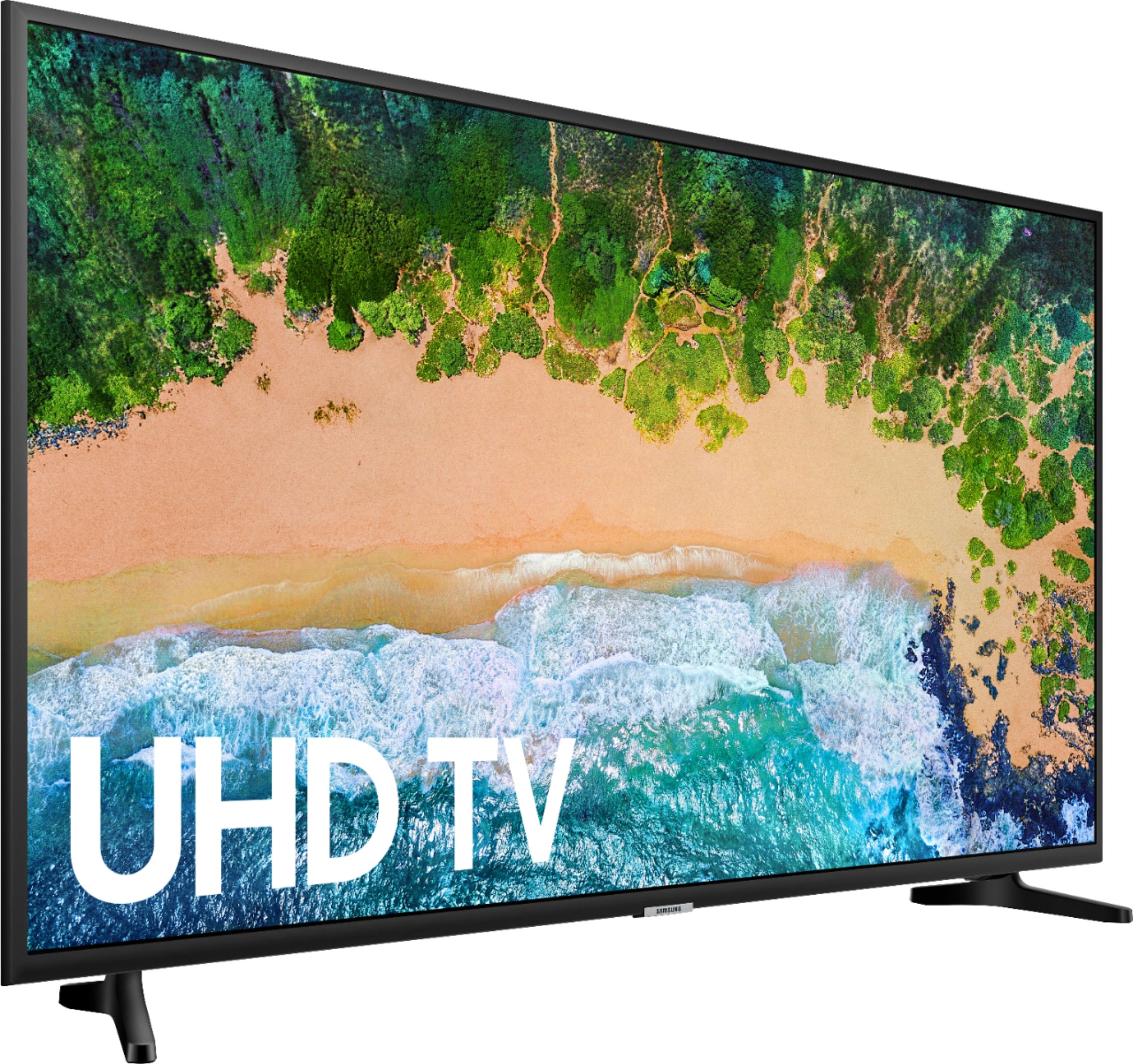 "Samsung 65"" Class LED NU6900 Series 2160p Smart 4K UHD TV with HDR UN65NU6900FXZA - Best Buy $550"