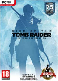 [PC] Rise of the Tomb Raider 20 yr. Celebration - $13.59 - Steam Key, Full game +DLC
