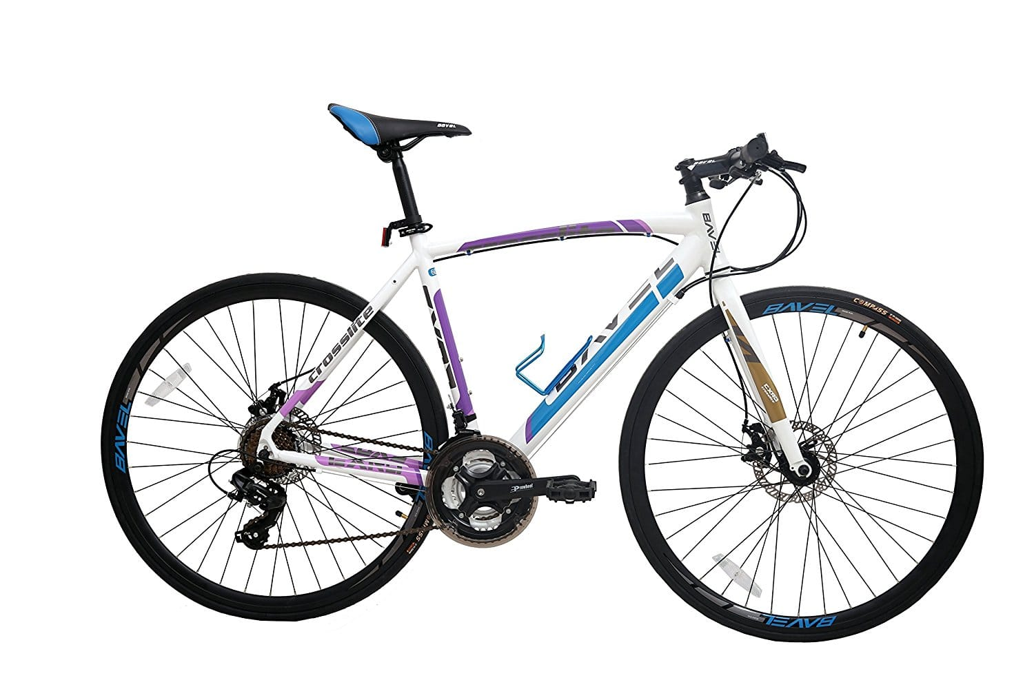 Bavel Aluminum - Commuter Road Bike [Shimano Shifter][21 Speed 700CC] $231.2