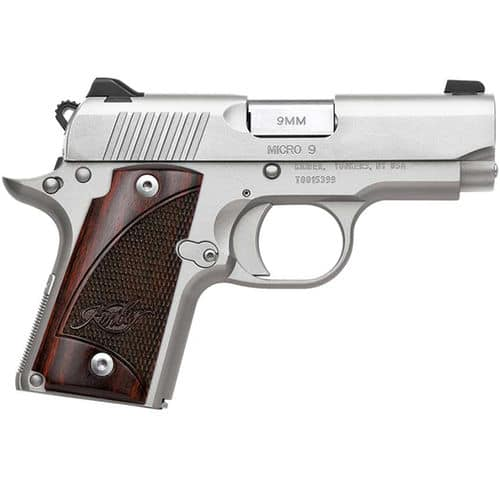 Bass Pro Kimber Micro 9 and Micro 380 $499.99 in store only!