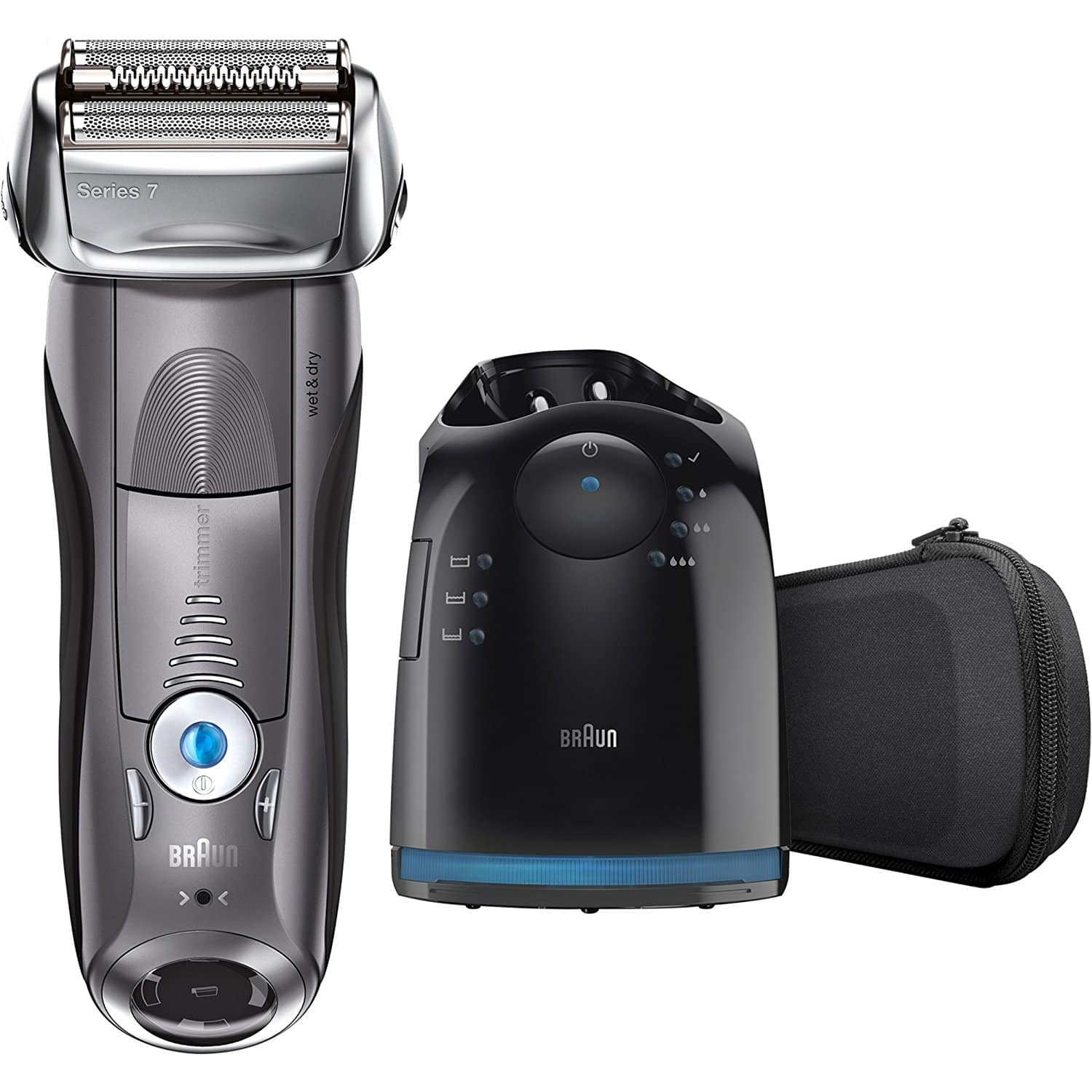 Braun Electric Shaver, Series 7 790cc $  99.94 after $  40 coupon +$  30 rebate , Series 9  for $  149.94 after $  50 coupon+ $  50 rebate $  99.94