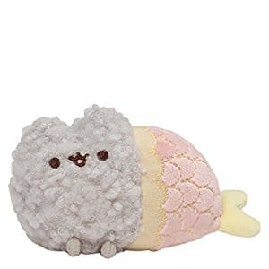 Gund Stormy Mermaid Plush Cat Stuffed Animal Toy $6.97