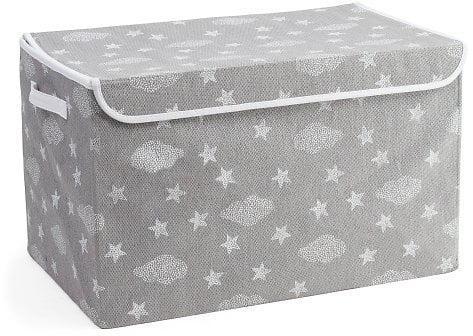 TAYLOR MADISON Kids Cloudine Toy Storage Trunk $24.99 + fs