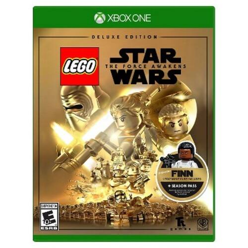 Xbox One Lego Star Wars: The Force Awakens Deluxe Edition $19.99