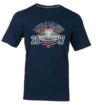 70% Off Little League World Series Merchandise $6